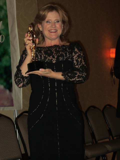 Nancy Cartwright - 2013 Fernando Award Winner
