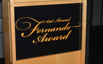 Changes Coming for Fernando Awards