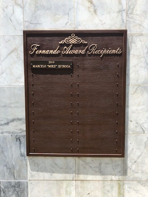 Fernando awards monument