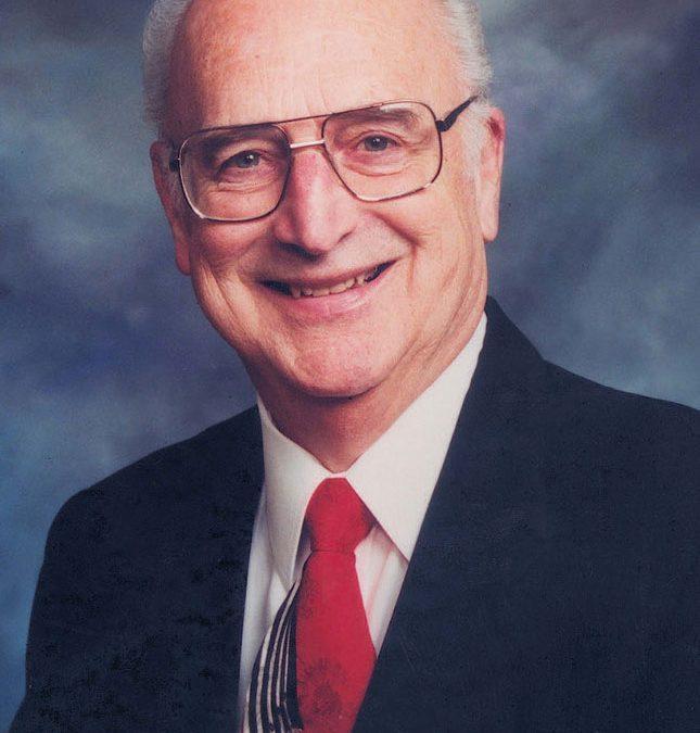 Karl Boeckmann 1935-2021 was 2004 Fernando Award Honoree